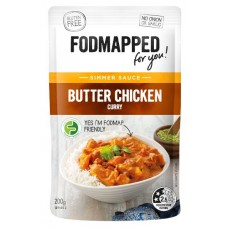 Fodmapped  Butter Chicken Simmer Sauce 200g